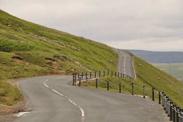 The Buttertubs Pass - Yorkshire Dales.