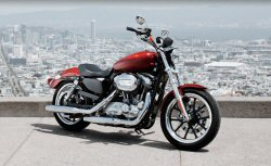 Harley Davidson motorbike insurance